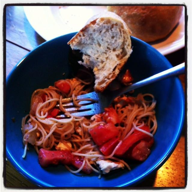 Caprese Chicken Pasta Recipe