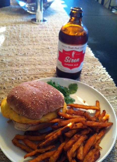 Grilled Spicy Turkey Burgers - A Cedar Spoon