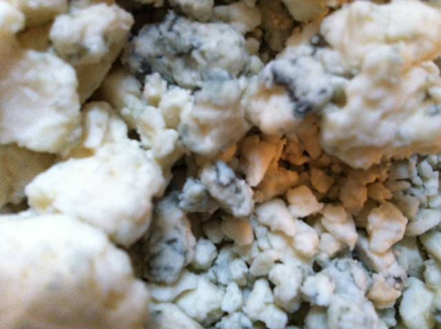 blue cheese for Roasted Figs