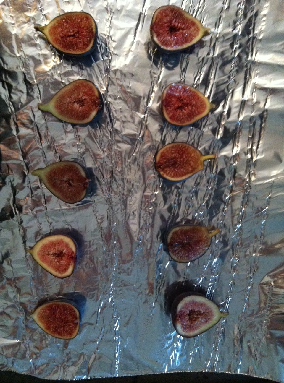 ready to roast - Roasted Figs