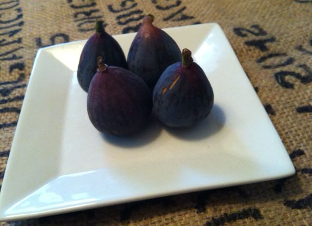 fresh figs - Roasted Figs