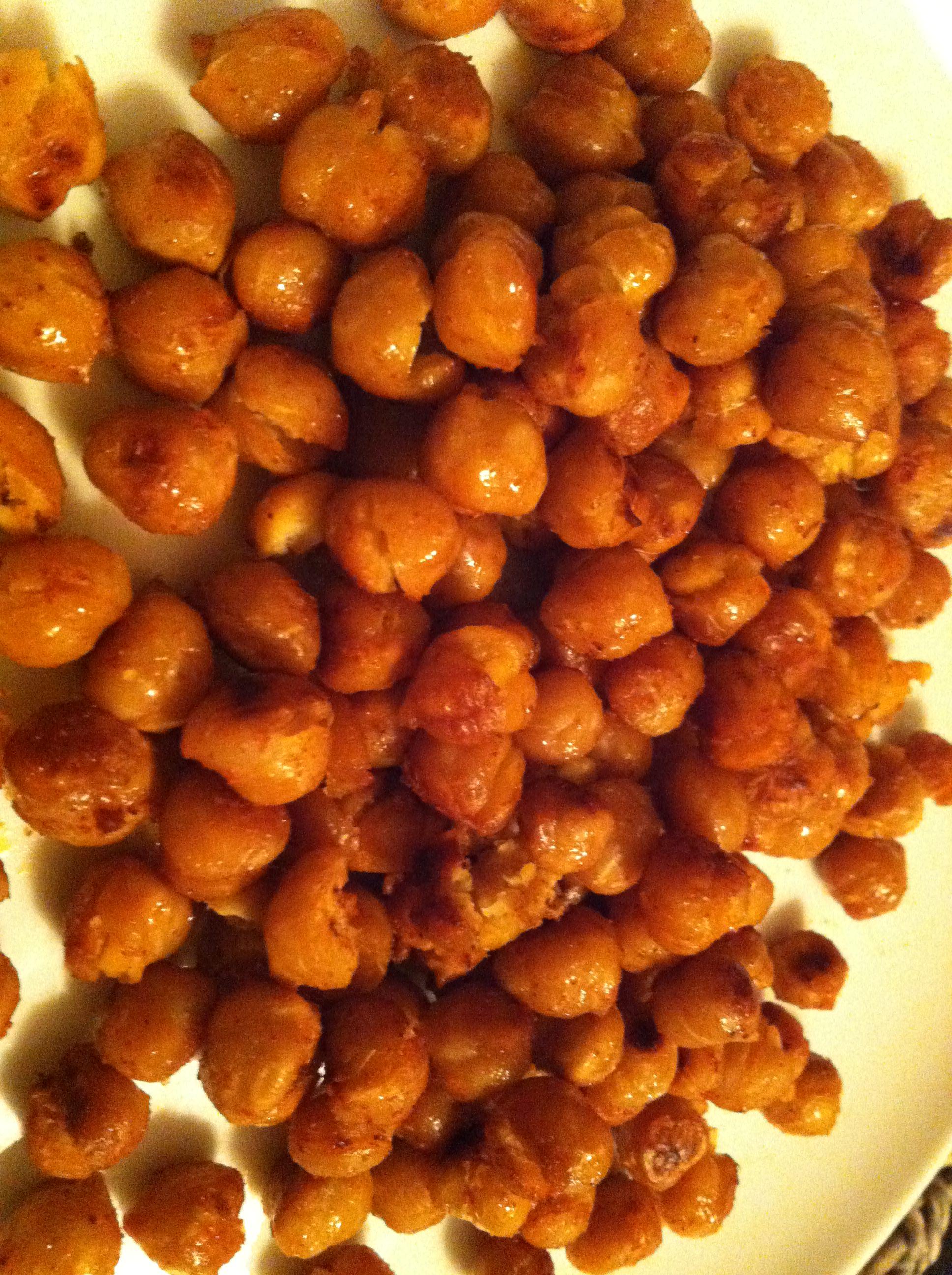 Roasted Chickpeas recipe - A Cedar Spoon