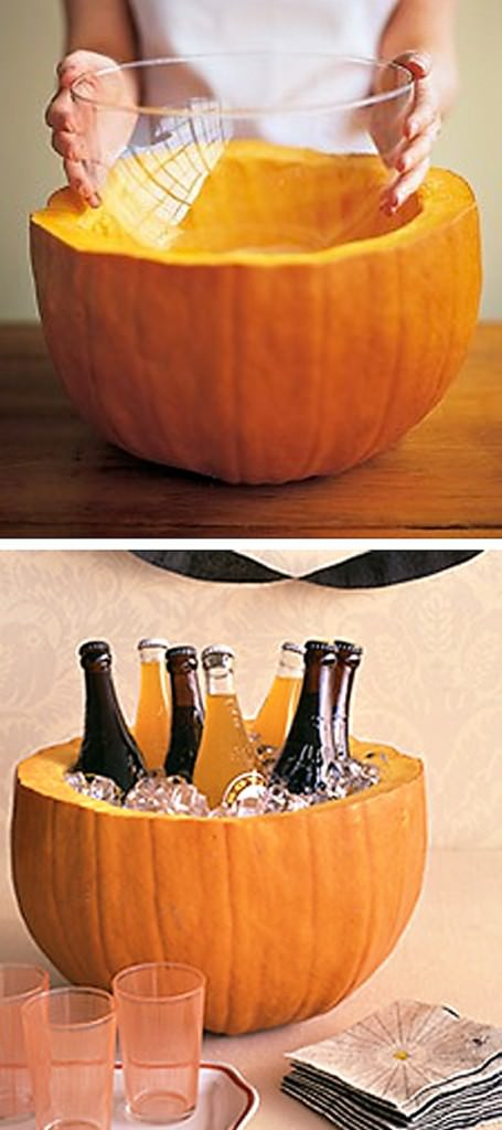 Pumpkin Bread - pumpkin cooler