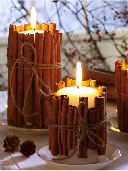 20 DIY gorgeous ways to decorate for Fall. So pretty! the36thavenue.com
