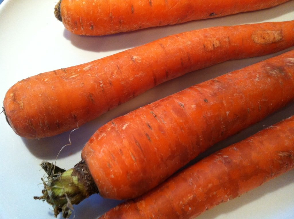 carrots for Paprika Roasted Carrots