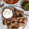 Kibbeh - my favorite dinner