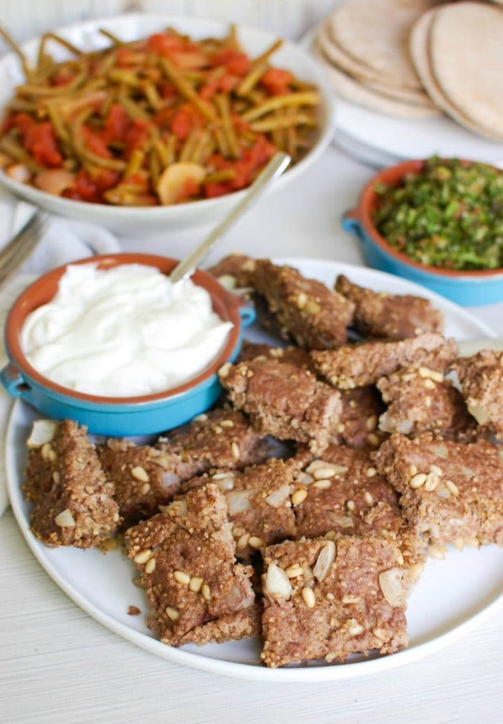 Kibbeh - Lebanese family recipes