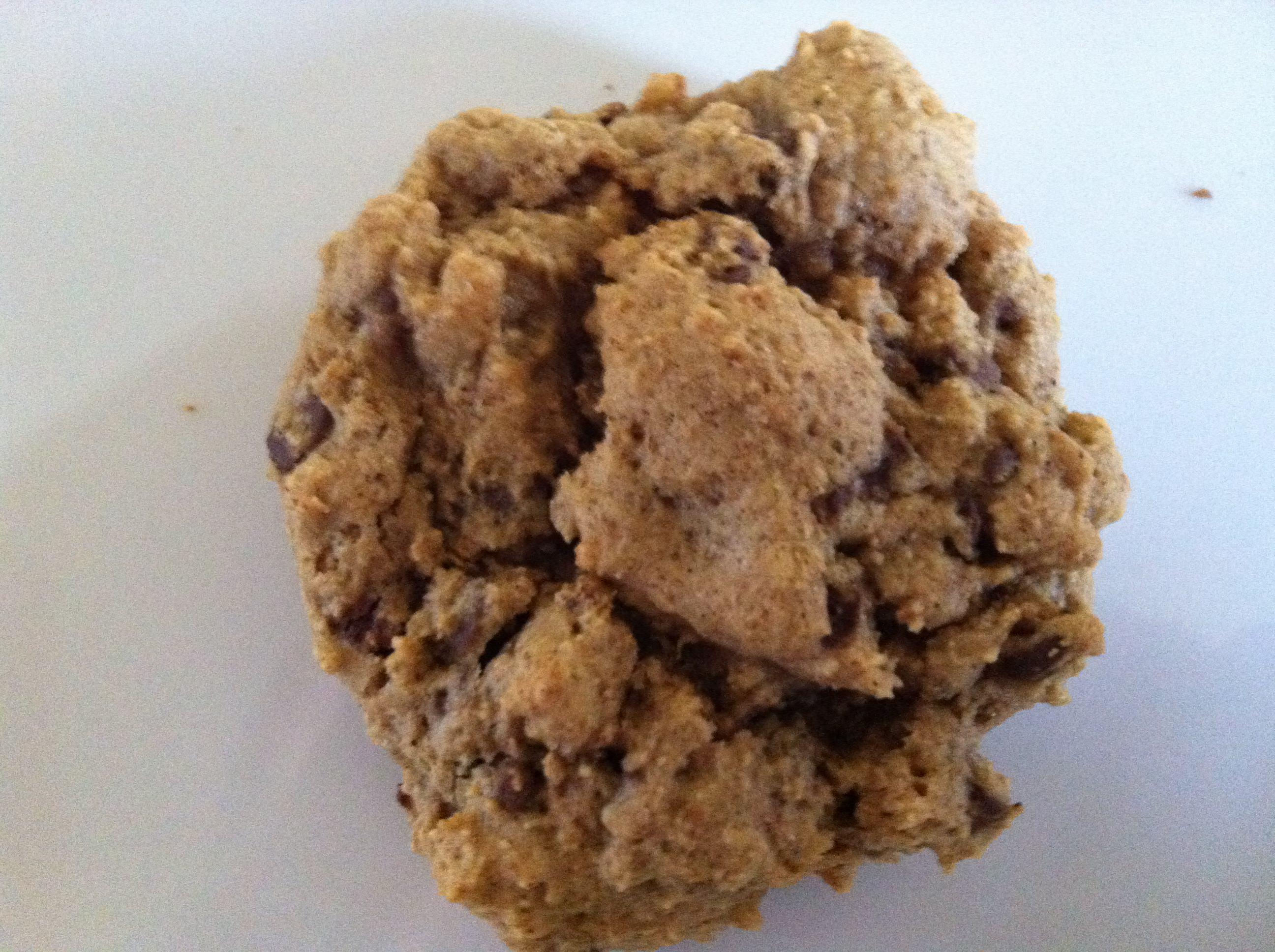 Pumpkin Spiced Chocolate Chip Cookies - yum