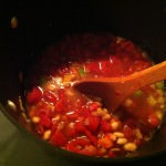 Easy Minestrone Soup 1