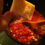 Easy Minestrone Soup 2