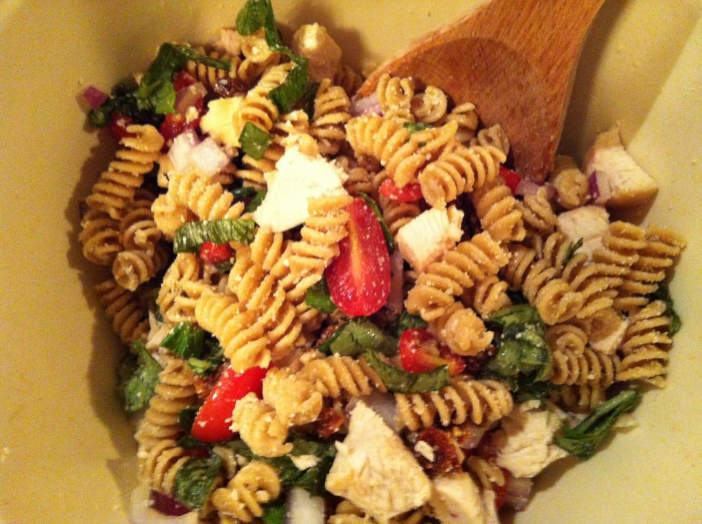 Bistro Chicken Pasta Salad picture