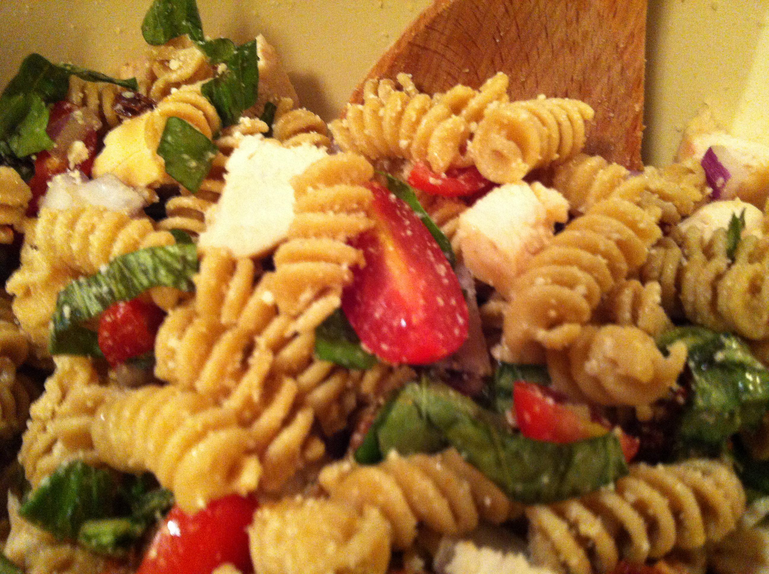 Bistro Chicken Pasta Salad recipe