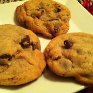 Double Chip Chocolate Chunk Cookies