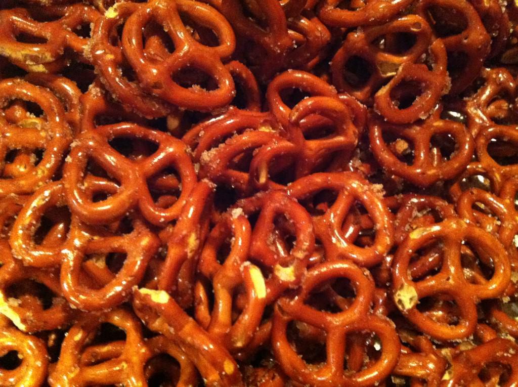 delicious pretzels