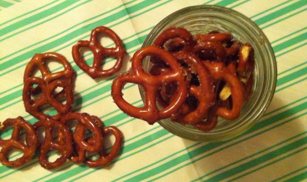 Cinnamon Sugar Pretzels - yummy