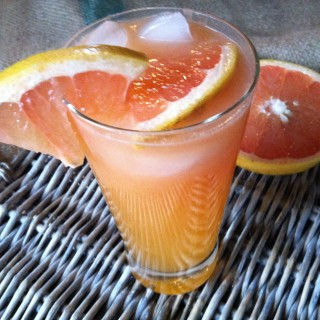 Grapefruit & Clementine Fizz