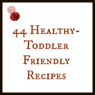 These toddler friendly healthy recipes will give you a variety of healthy meal options to feed your toddler.