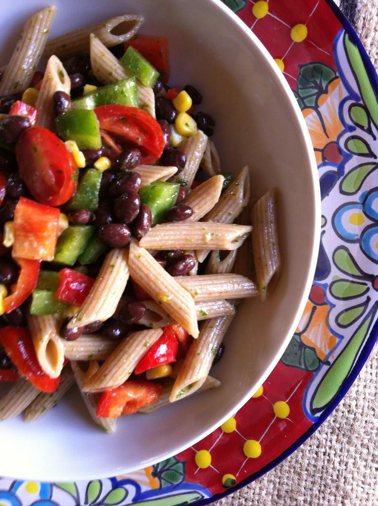 Mexican Pasta Salad 3