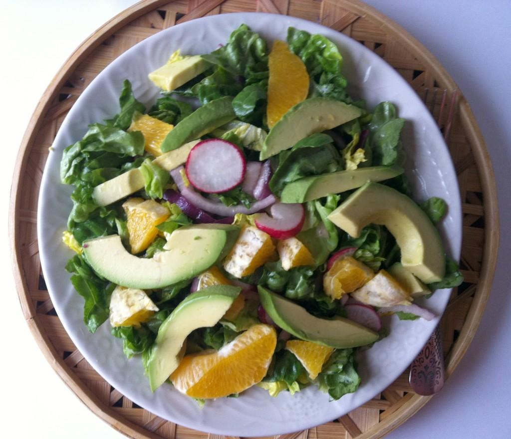 Butter Lettuce Salad