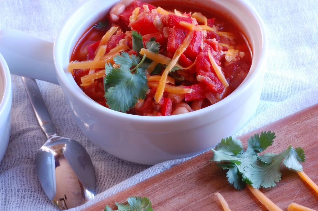 chili - Turkey And White Bean Chili