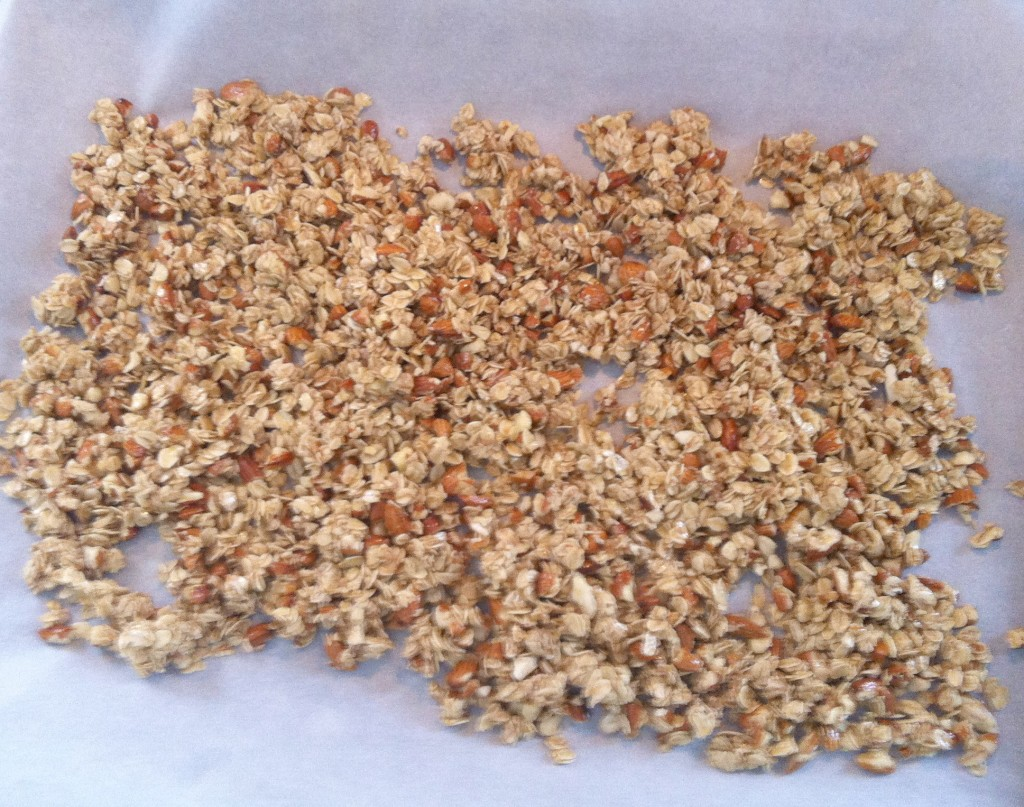 picture of Homemade Granola