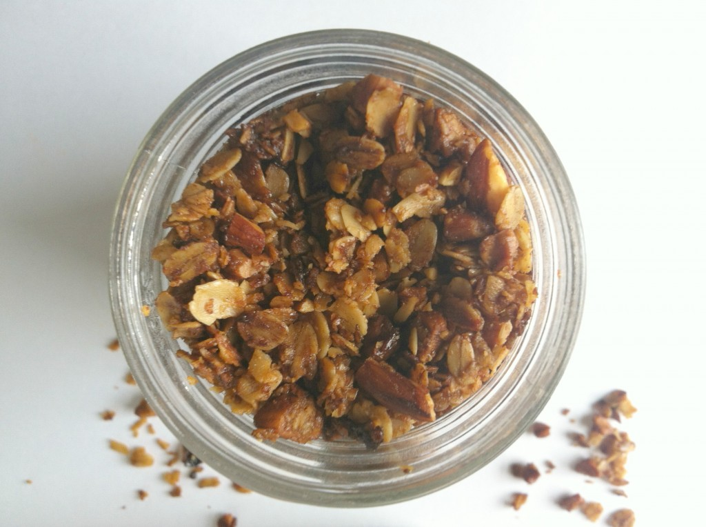 Homemade Granola copy cat recipe
