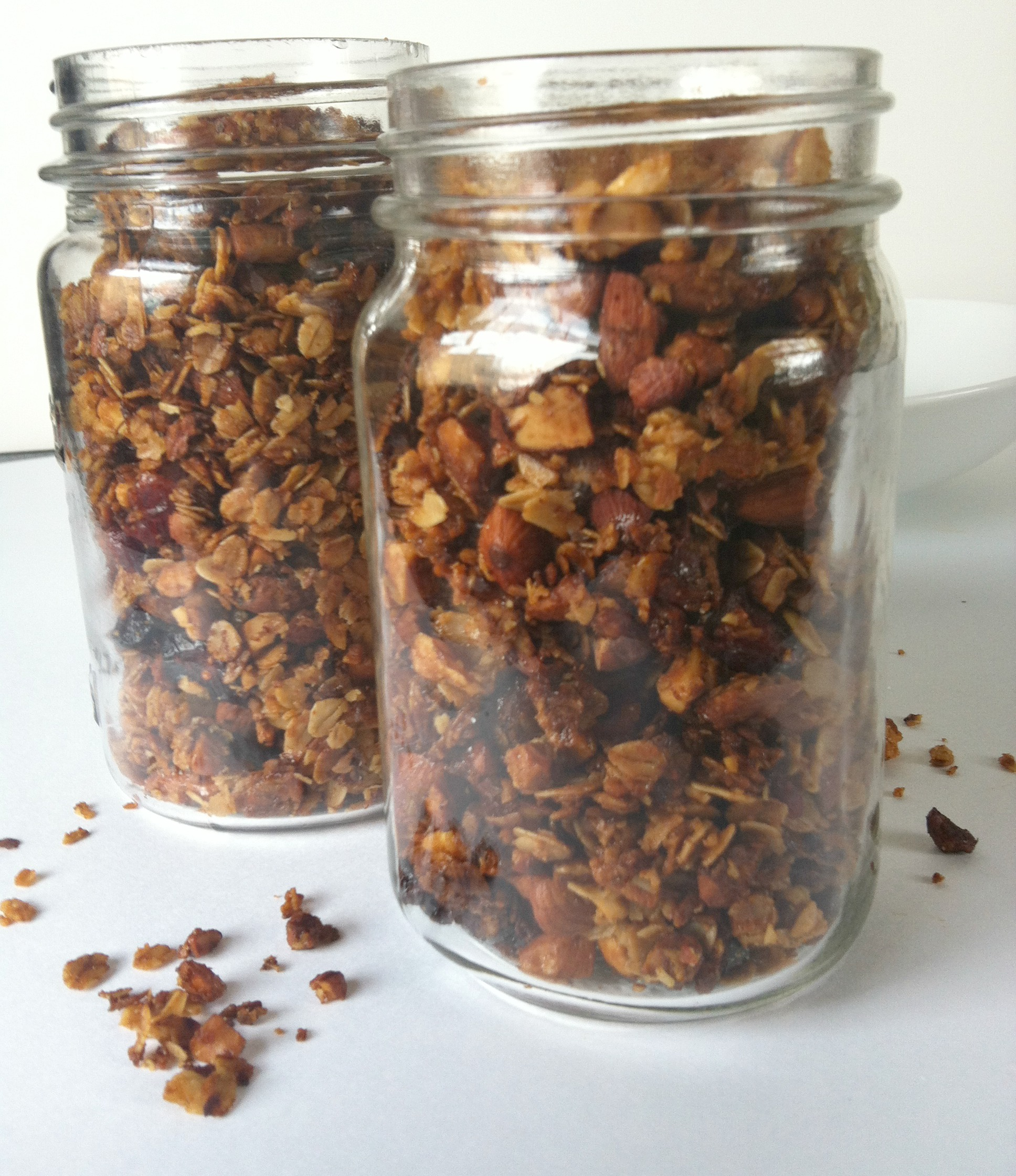 Homemade Granola Recipe - A Cedar Spoon