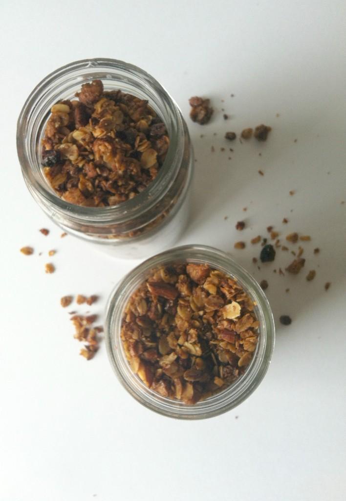 Granola - Homemade Granola