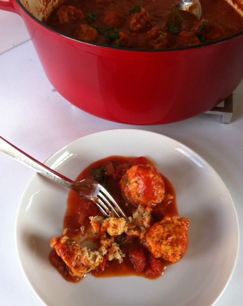 Turkey and Carrot Meatballs 2