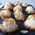 Lemony Almond Macaroons recipe