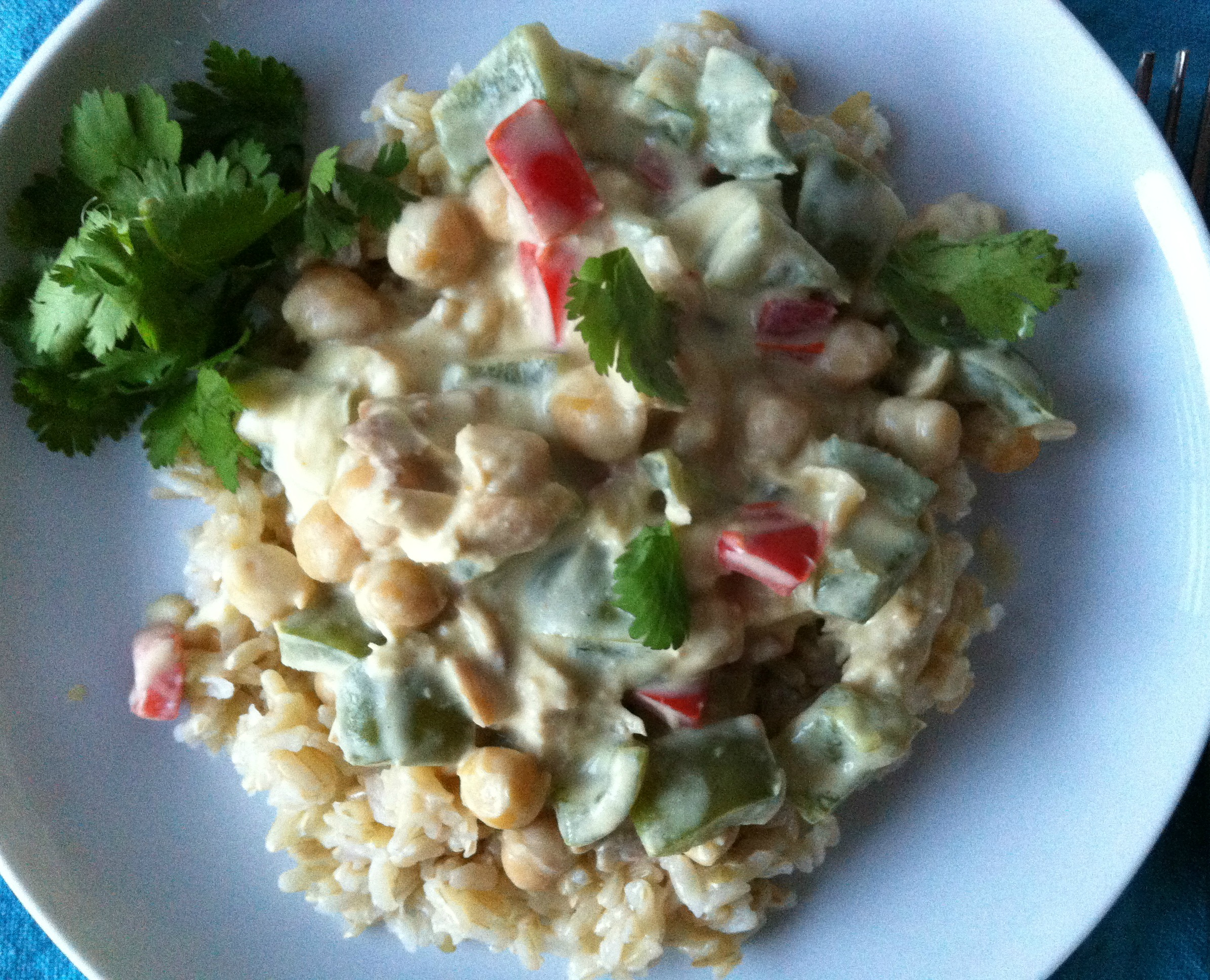 Green Curry Chicken Recipe - A Cedar Spoon
