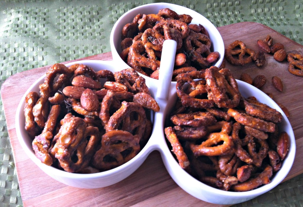 Sweet and Spicy Pretzel Mix 2