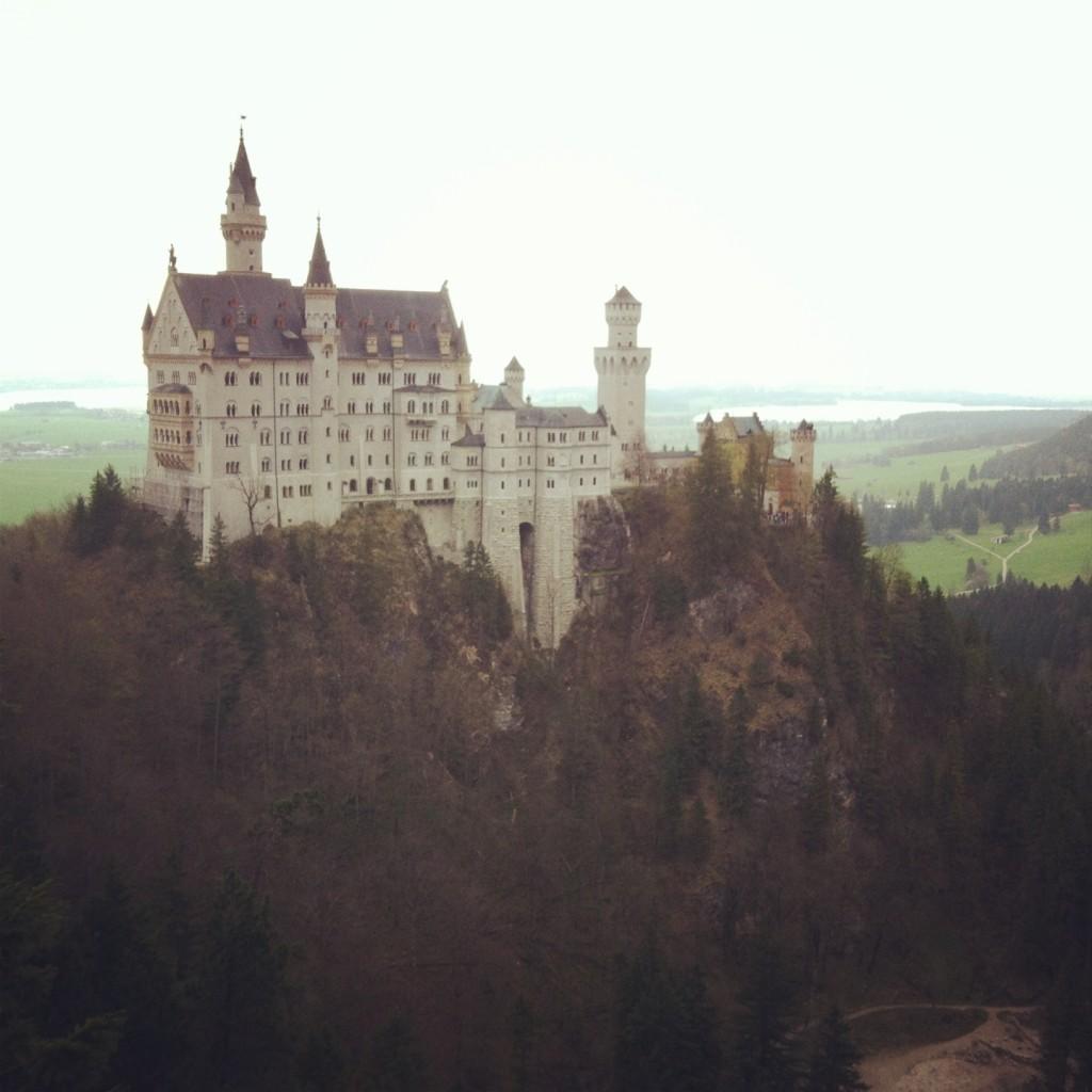 Castle in Munich, Germany