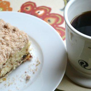 Cinnamon Swirl Coffee Cake