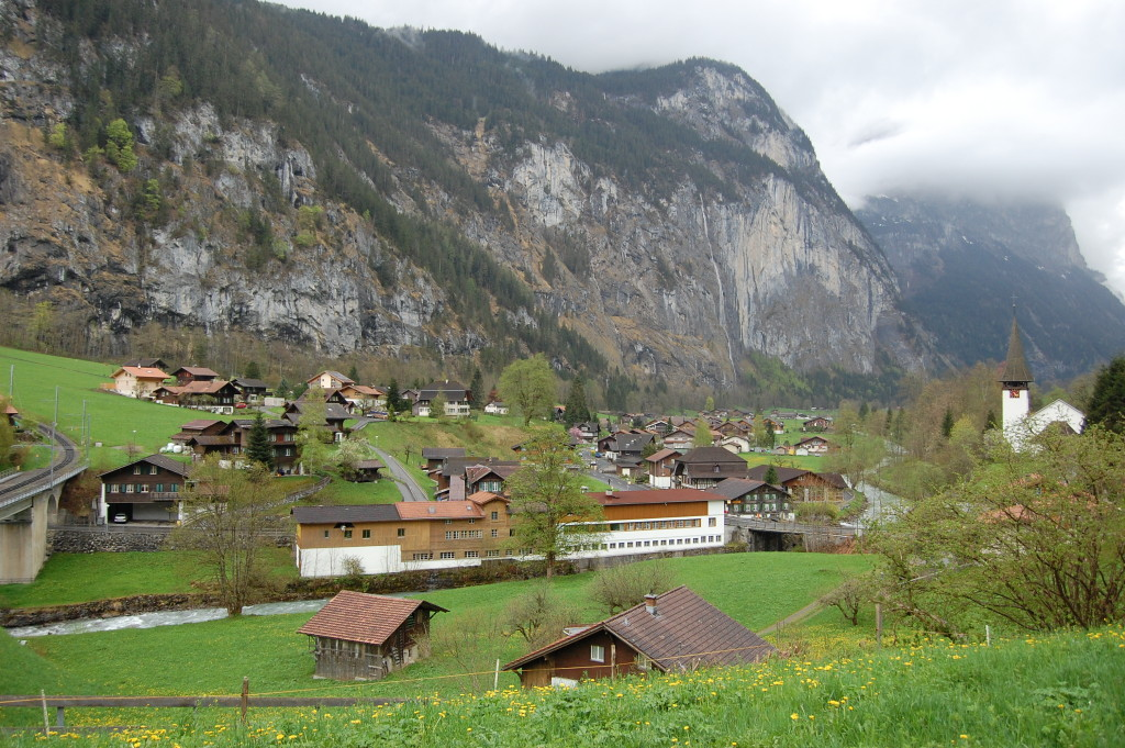 Lauterbrunnen - Interlaken, Switzerland travel