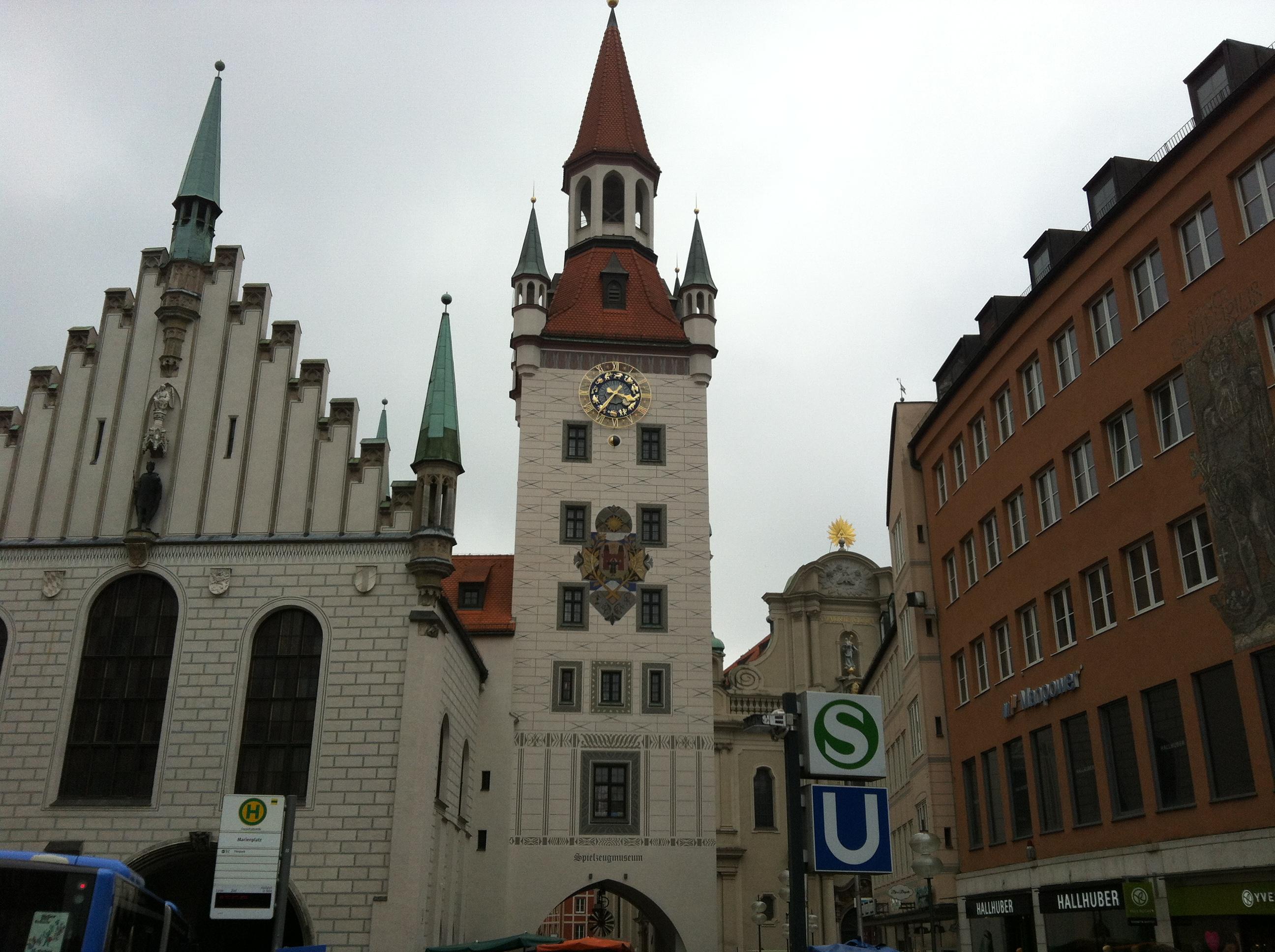 Fast Food In Munich Germany