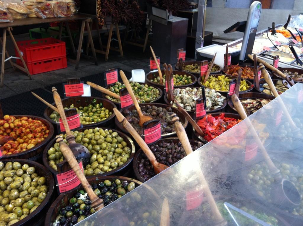 olive bar - Munich, Germany