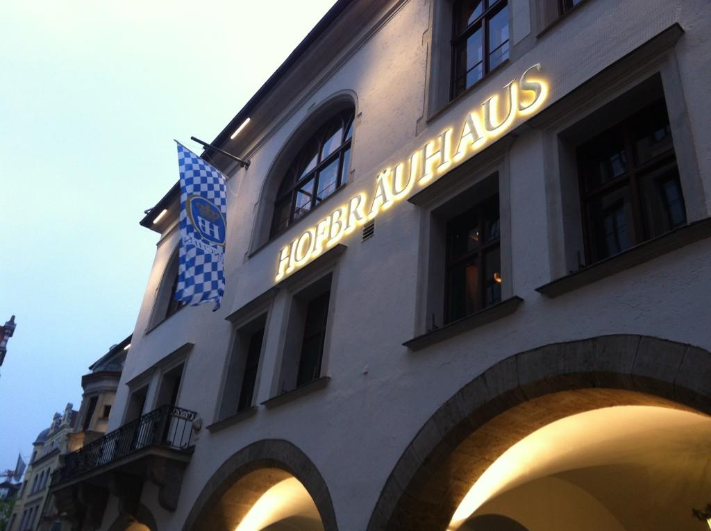 Hofbrauhaus - Munich, Germany
