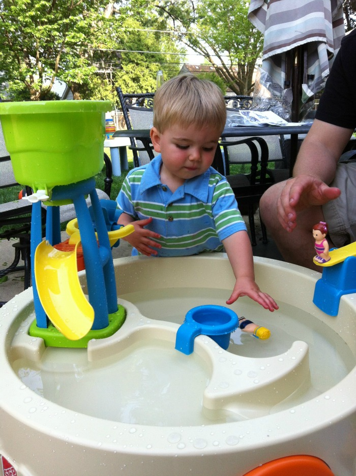 Will and water table - Avocado Hummus post