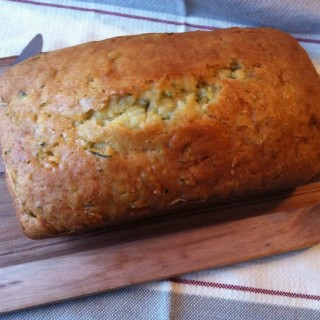 Pineapple Zucchini Bread recipe - A Cedar Spoon