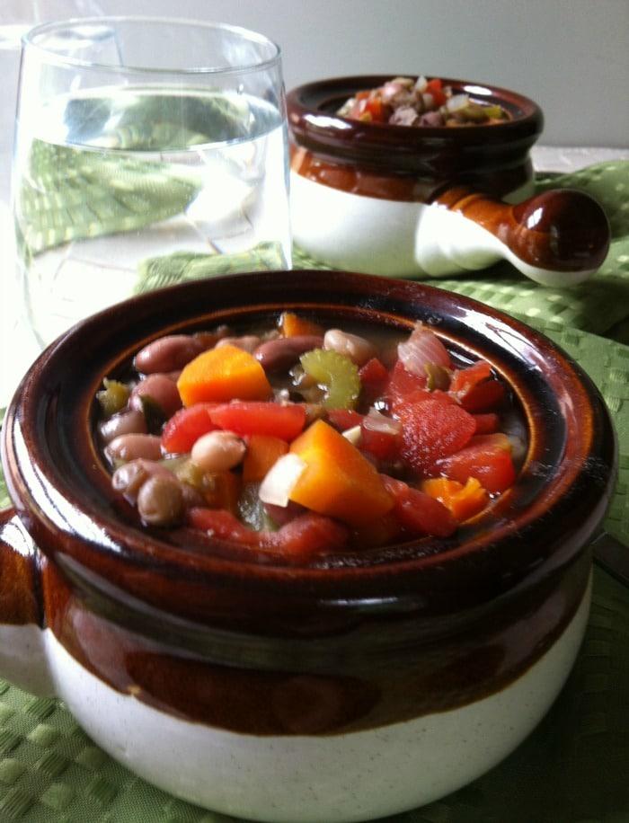 15 bean soup picture