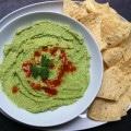 Edamame Avocado Hummus 2