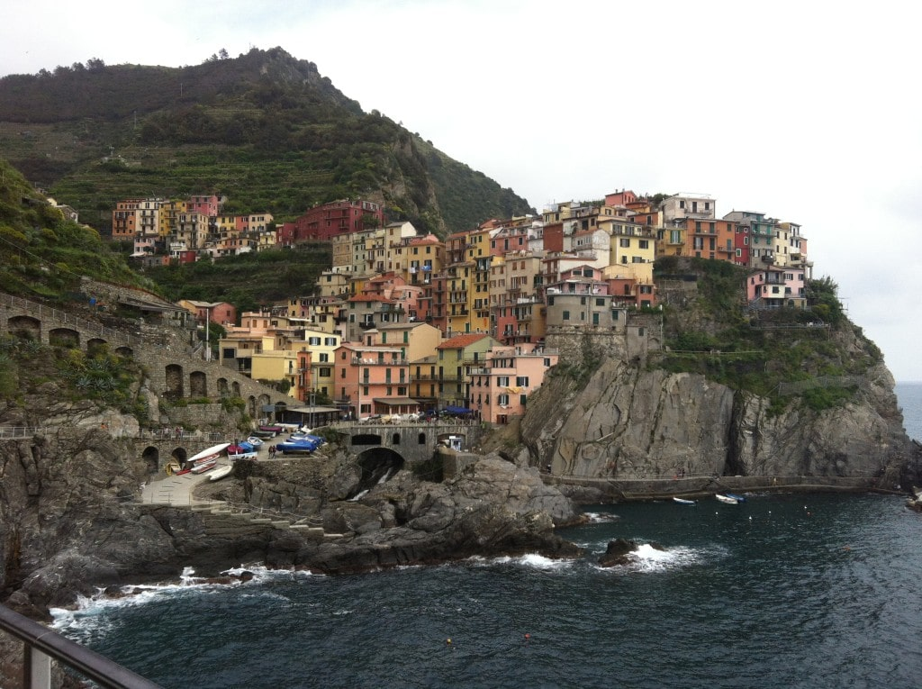 Cinque Terre and Santa Margherita, Italy picture