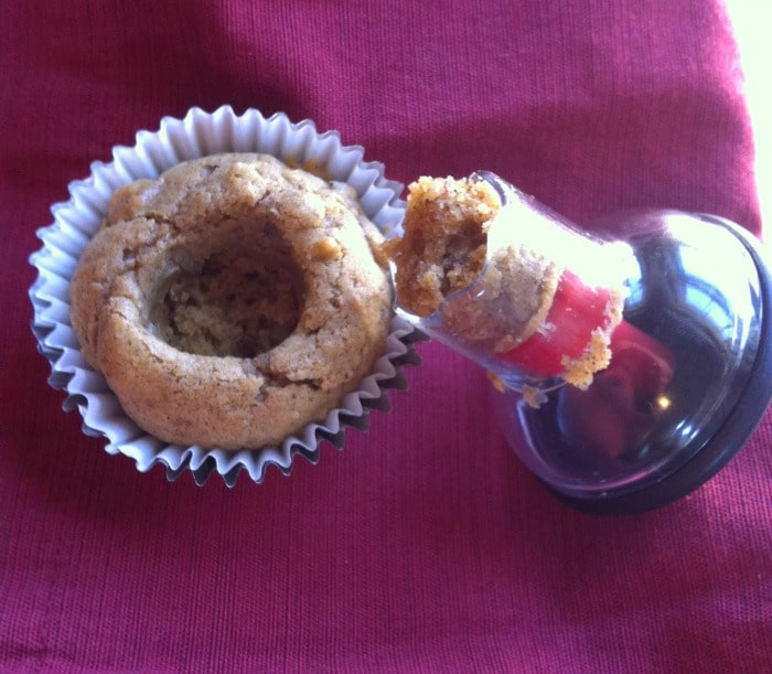OXO Cupcake Corer - Pumpkin Cupcakes with Maple Cinnamon Cream Cheese Frosting