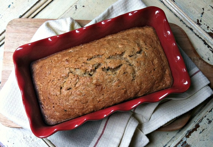 Zucchini Applesauce Bread Recipe A Cedar Spoon