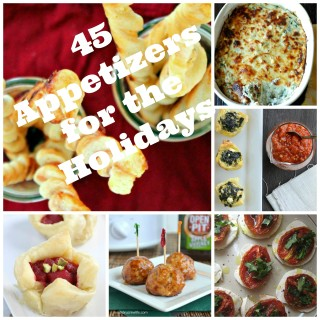 45 Appetizers