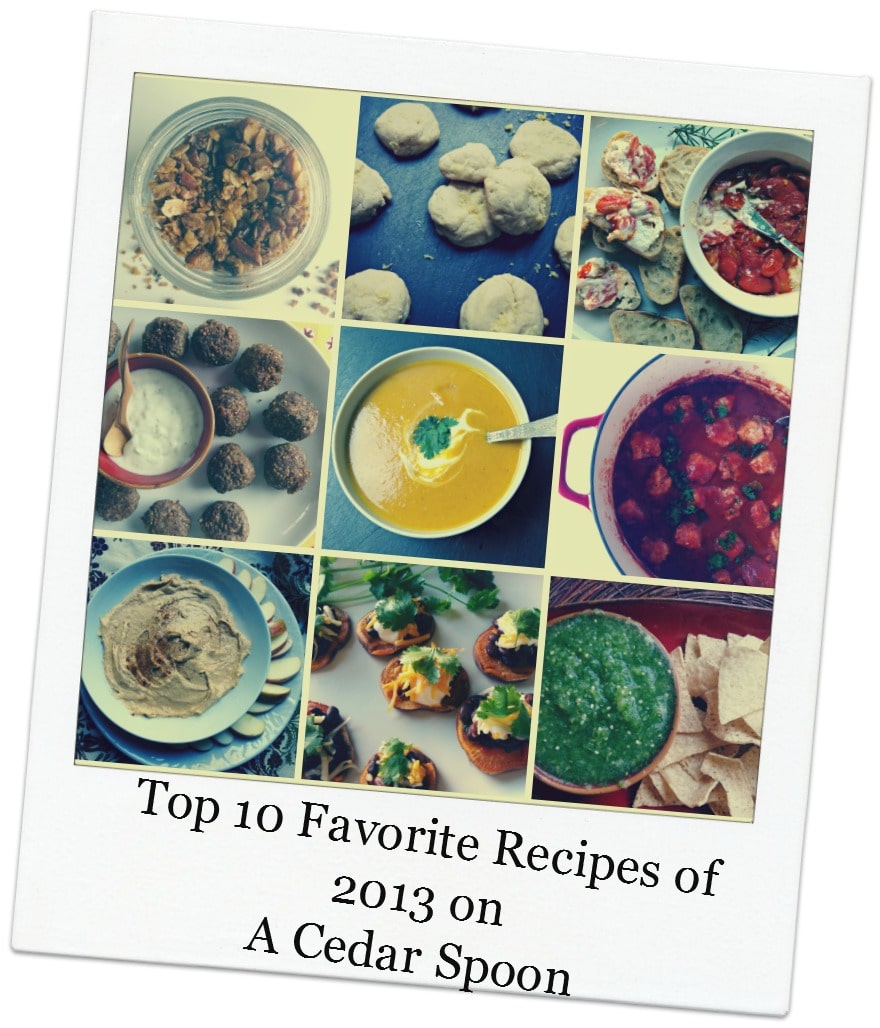 Top 10 Favorite Recipes