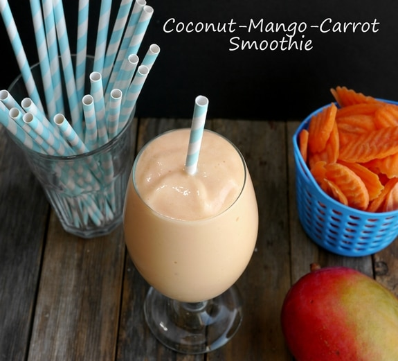Coconut-Mango-Carrot-Smoothie
