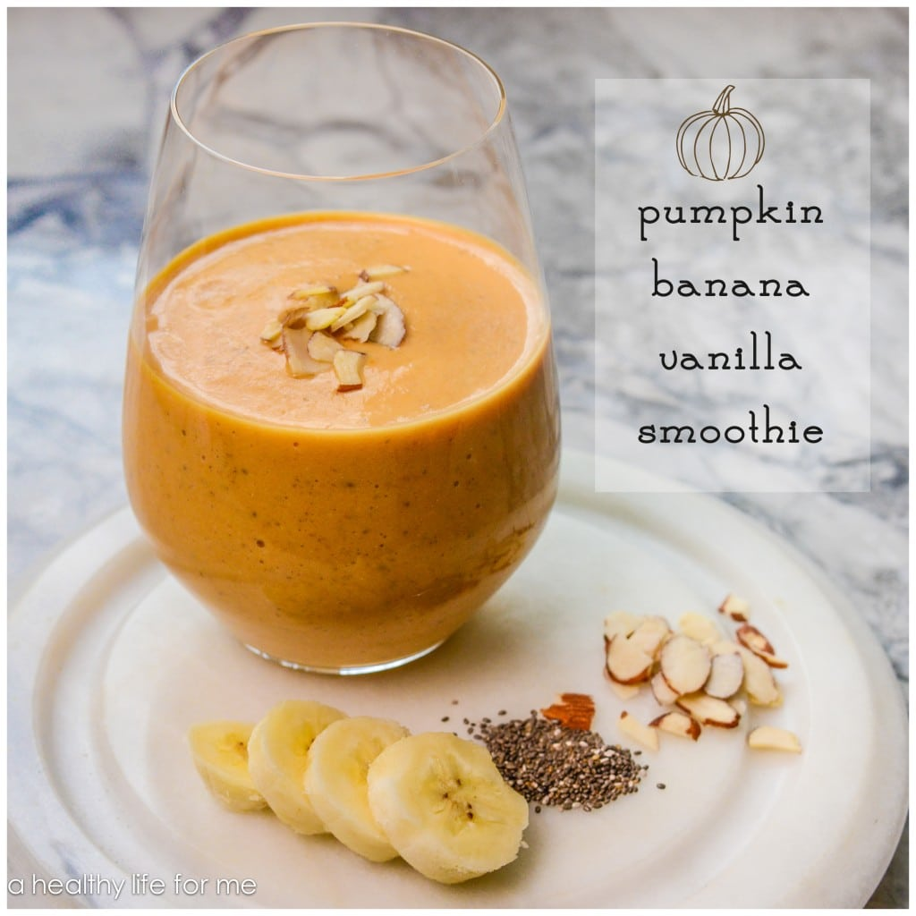 Pumpkin-Banana-Vanilla-Smoothie