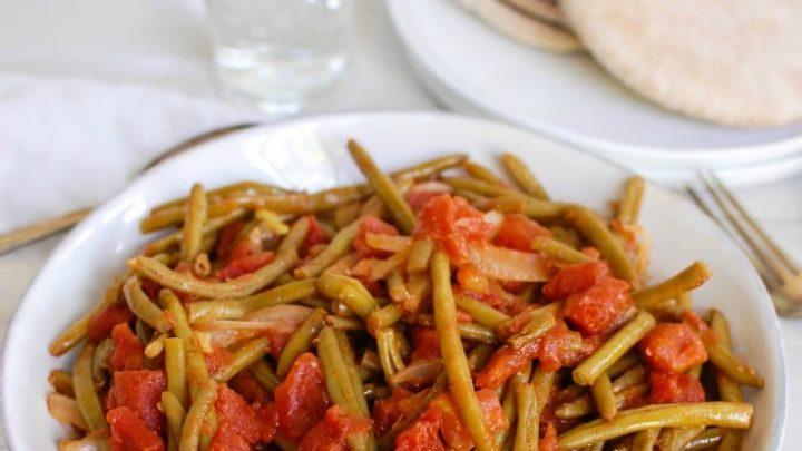 Lebanese Green Beans Image 8